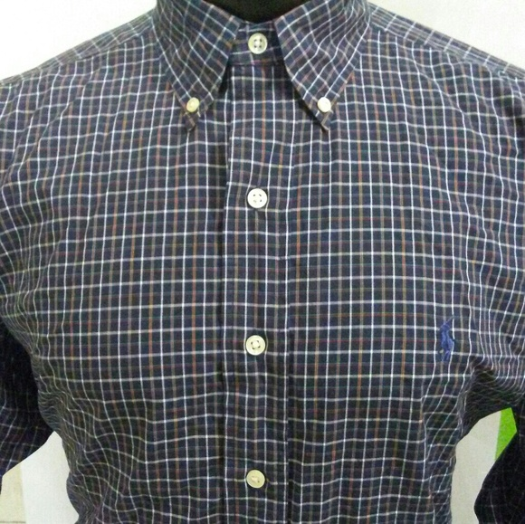 0cd6103e5 Ralph Lauren Polo Blake Button Down Shirt. M 5b5bc7441b3294f6d4083d05